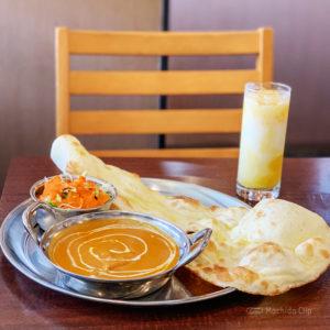エビン ランチでインド・タイ・ネパール料理を楽しむ ナン食べ放題のカレーが魅力の写真