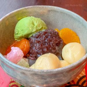 茶房中野屋 町田のパフェ専門店が和菓子カフェとして営業再開!新メニューを紹介の写真