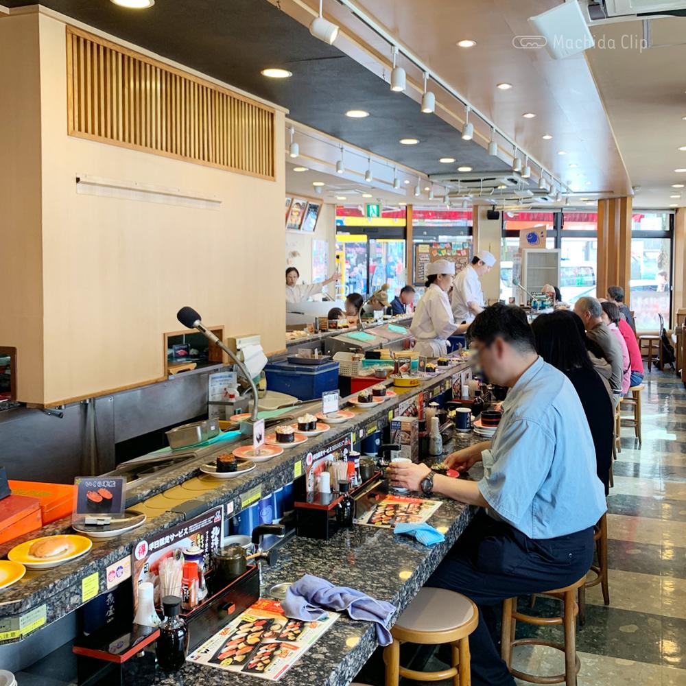 魚屋路 町田中央店の店内の写真