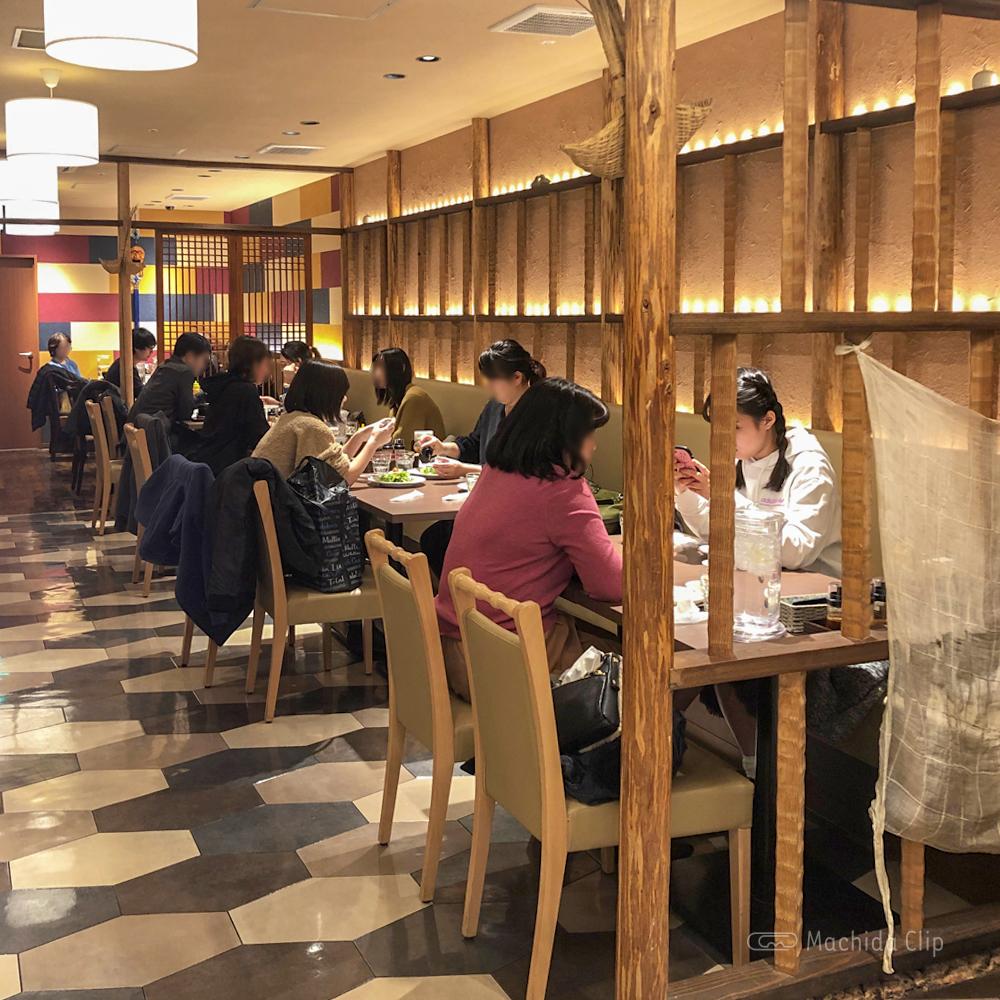 韓国家庭料理 チェゴヤ 町田東急ツインズ店の店内の写真