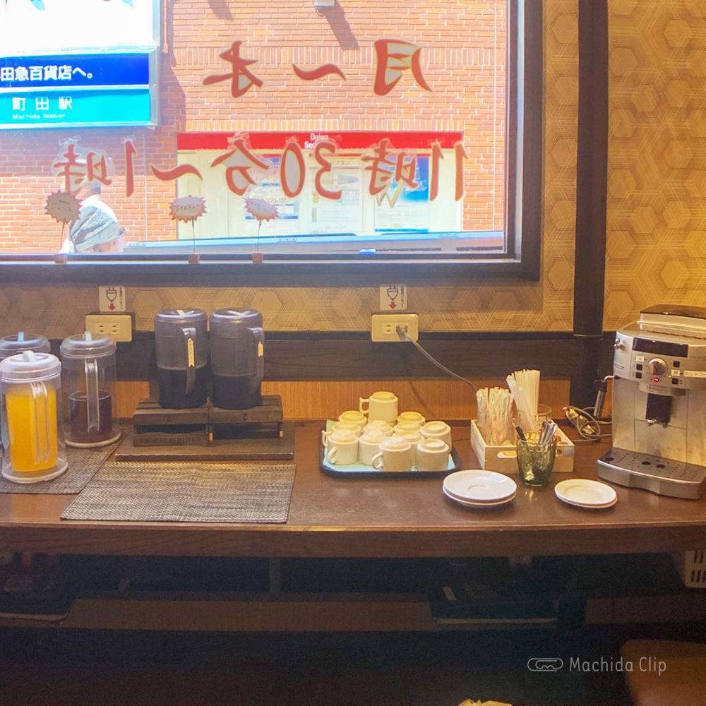 産直居酒屋 花の舞 小田急町田南口店のドリンクコーナーの写真