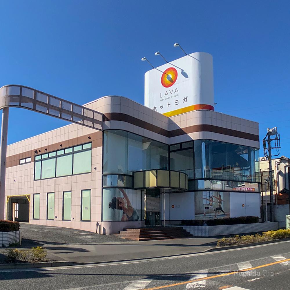 ホットヨガスタジオLAVA 町田木曽店の外観の写真