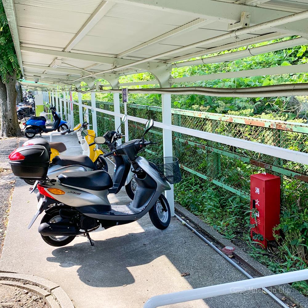 森野第三自転車駐車場の写真