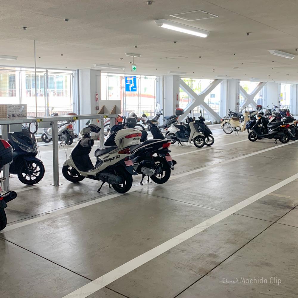 町田ターミナル自転車駐車場の写真