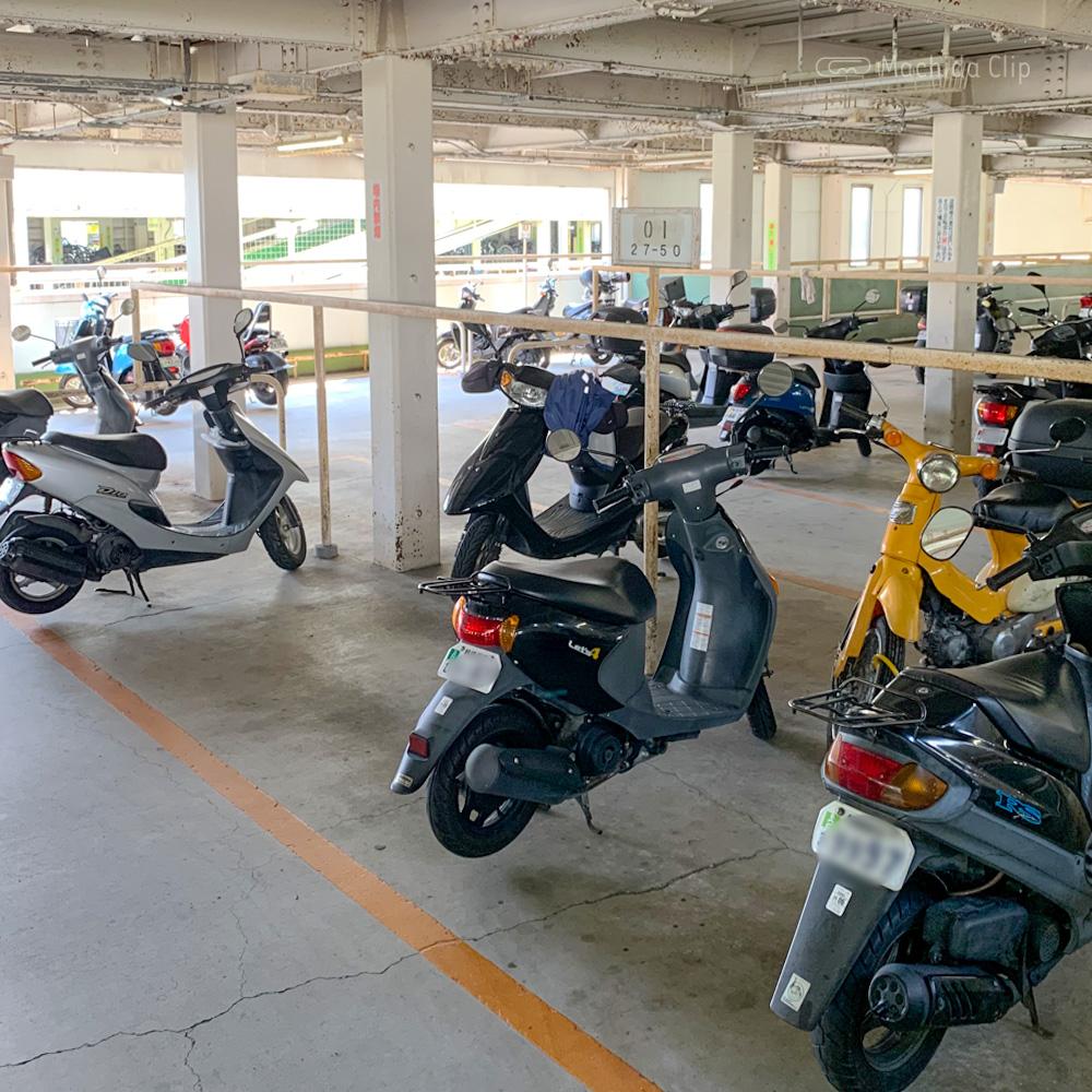森野第一バイク駐車場の写真