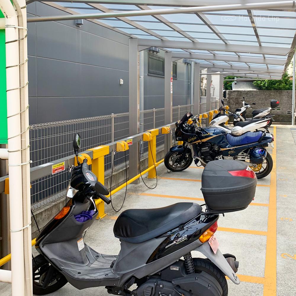 平野屋第2バイク駐車場の写真