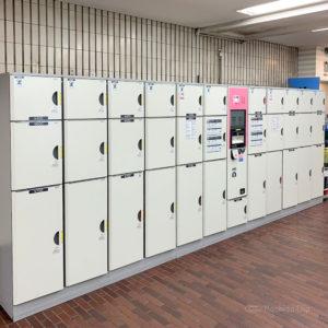 町田にあるコインロッカーを解説 小田急線内、安く利用できるコインロッカーをご紹介の写真