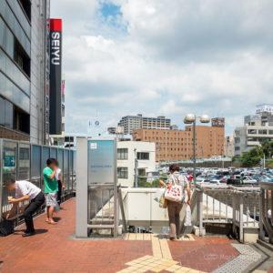 町田駅周辺の喫煙所9選 小田急線の周辺や室内の喫煙所をご紹介の写真