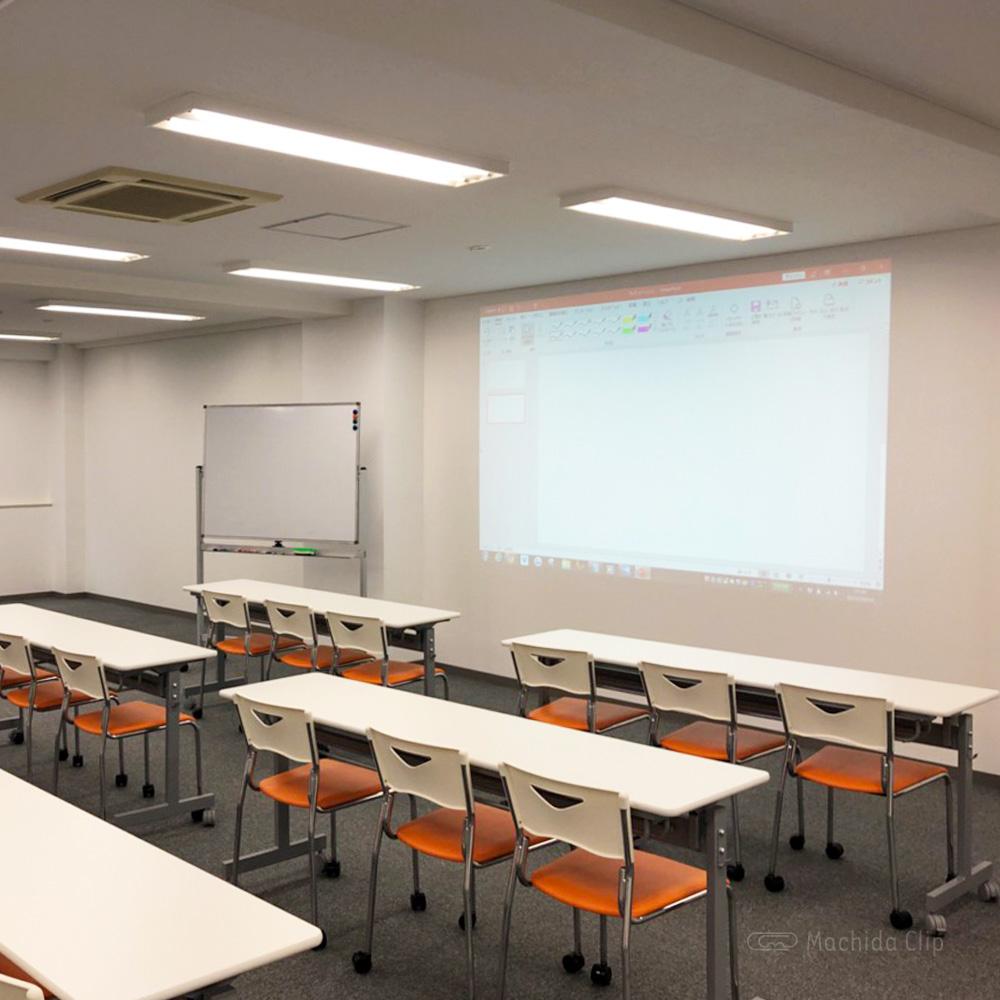 コンサルティングRの会議室の写真