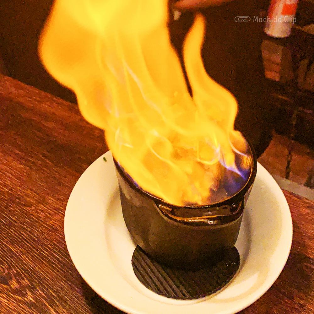 igu&peace PATRONの料理の写真