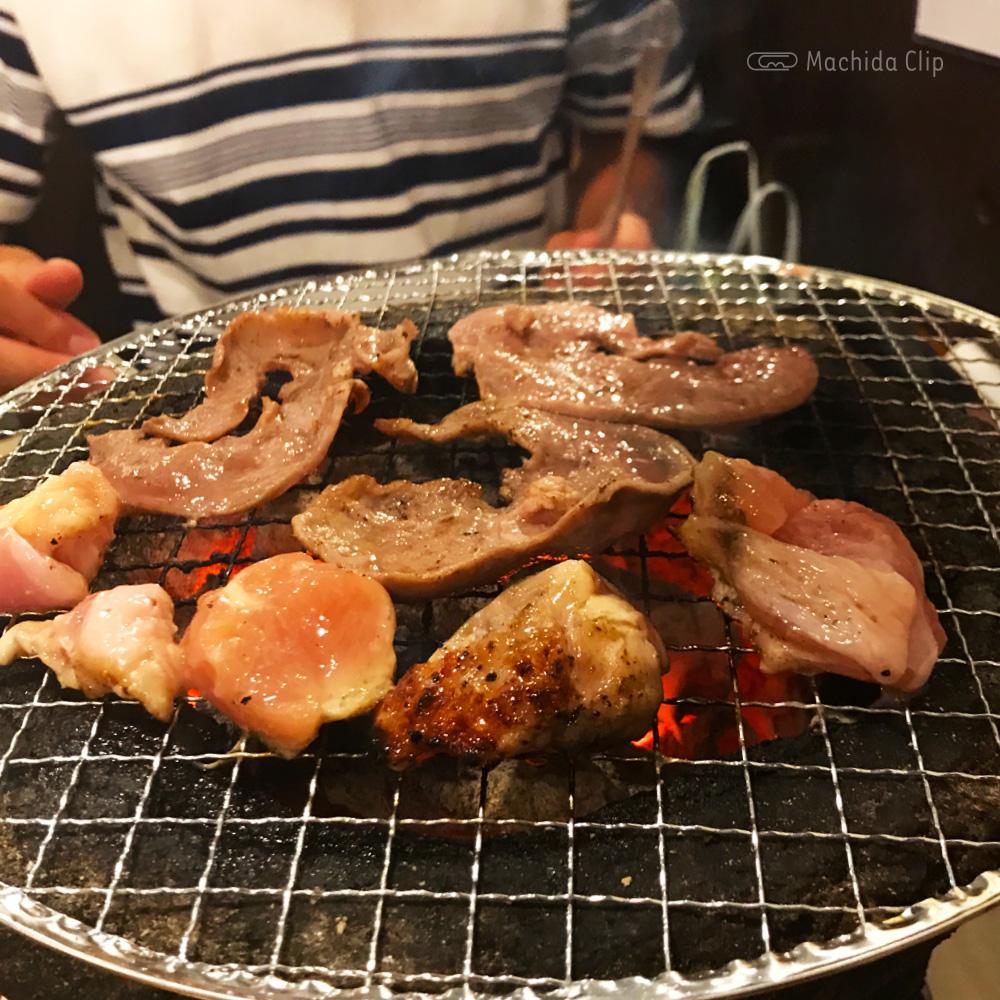 安安 町田店の焼肉の写真