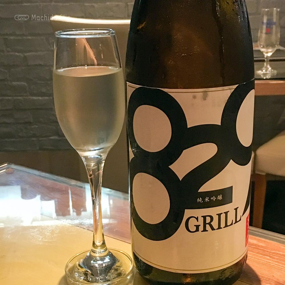 和バル biroku(ビロク)の日本酒の写真