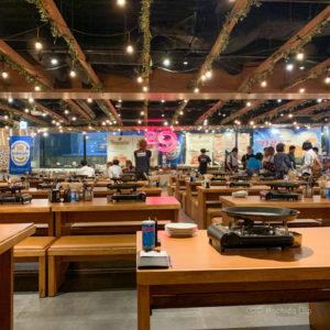 和牛焼肉食べ放題 肉屋の台所 町田店 屋内型ビアホールで食べ飲み放題!の写真