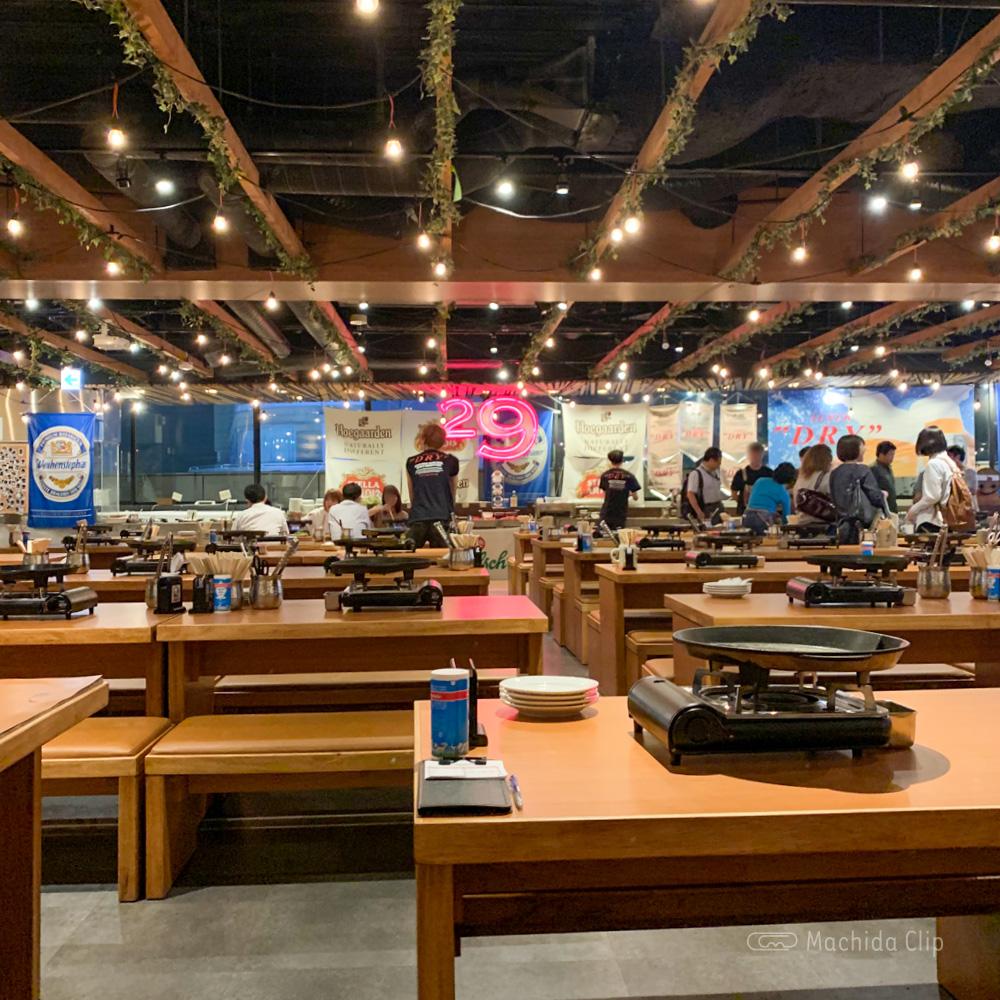 BEER&BBQ KIMURAYA 小田急町田の店内の写真