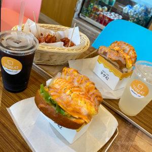 TEgg.42(テグヨンニ)町田店 エッグトースト専門店に行ってきたのでメニューや味など詳しくレポします!の写真