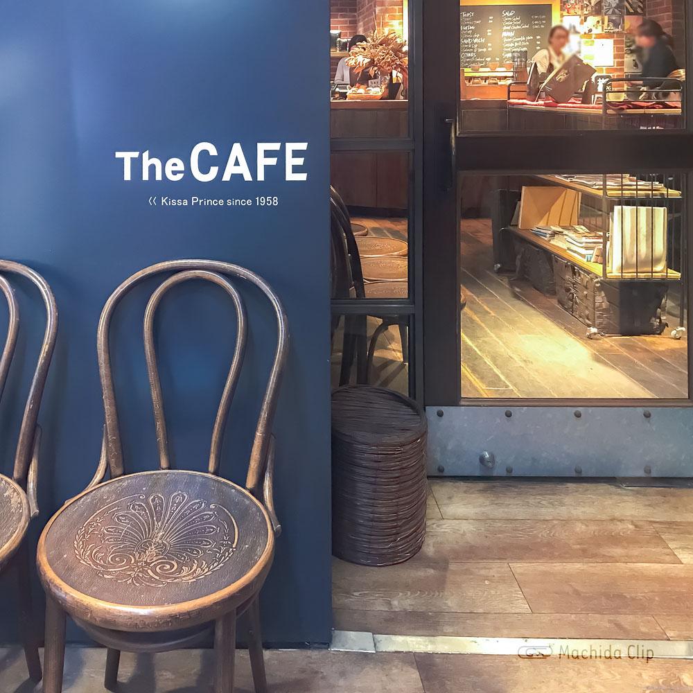 The CAFE(ザカフェ)の入口の写真