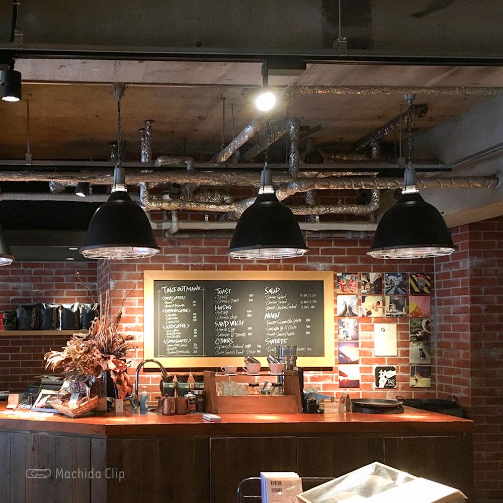 The CAFE(ザカフェ)の店内の写真
