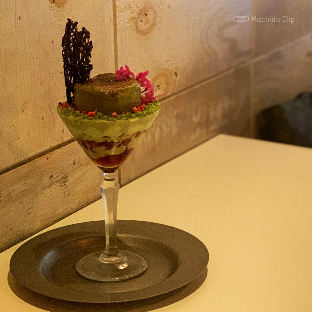CAFE KATSUO(カフェ カツオ)のパフェの写真