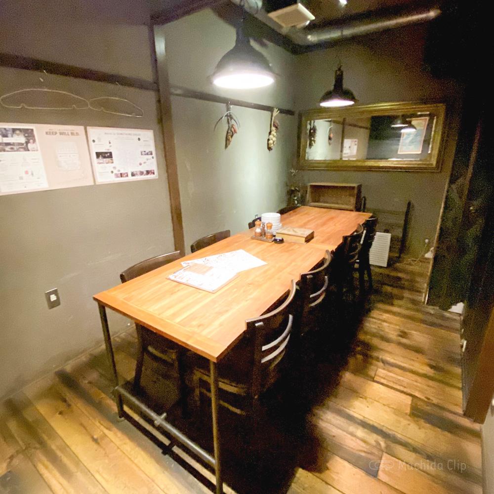 BONITO 町田店の個室の写真