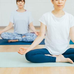 ハピヨガ 町田店  初心者でも安心な瞑想ヨガスタジオが町田駅前にオープン!通い放題プラン、無料カウンセリングもの写真