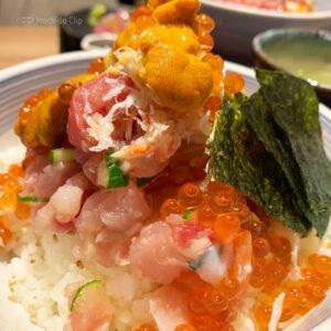 おでん屋たけし 町田店 ランチの海鮮丼が豪華すぎる!メニューやテイクアウト情報も紹介の写真