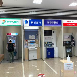 南町田グランベリーパークのATM 銀行一覧 場所や営業時間の紹介の写真