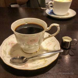宮越屋珈琲 町田店でマンデリンかき氷を堪能!Wi-Fi&電源完備の純喫茶の写真