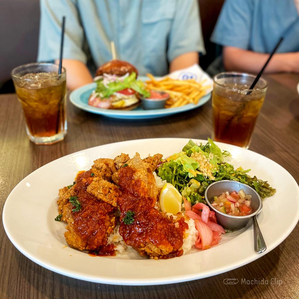ゼロワンカフェ (ZERO ONE CAFE)金井店の料理の写真